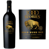 1000 Stories Bourbon Barrel Aged Gold Rush Red Blend