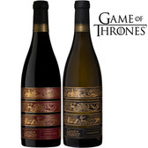 Game of Thrones Chardonnay and Pinot Noir 2 Bottle Combo