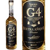 G4 Extra Anejo 55 Tequila 750ml