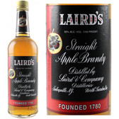 Laird's Striaght Apple Brandy 750ml