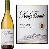 King Estate Willamette Pinot Gris Oregon