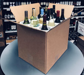 Mystery Wine Case #18- 6 Reds/6 Whites