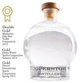Cooperstown Abner Doubleday's Double Play Vodka 750ml