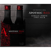 Apothic Red Single Serve 2-Pack 250ml