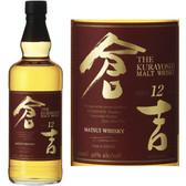 Matsui Matsui Kurayoshi 12 Year Old Japanese Malt Whisky 750ml