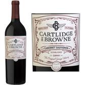 Cartlidge & Browne North Coast Cabernet