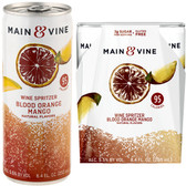 Beringer Main & Vine Blood Orange Mango Wine Spritzer