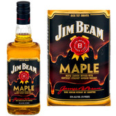 Jim Beam Maple Bourbon Liqueur 750ml