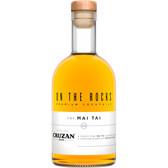 On The Rocks Cruzan Rum The Mai Tai Ready To Drink Cocktail 375ml