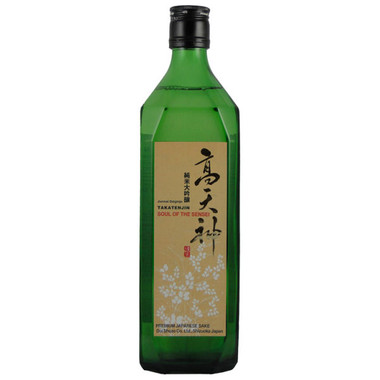 Takatenjin Soul Of The Sensei Junmai Daiginjo Sake 720ml