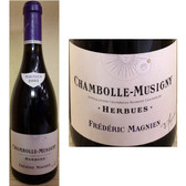 Frederic Magnien Chambolle-Musigny Herbues Red Burgundy