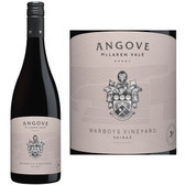 Angove Warboys Vineyard McLaren Vale Shiraz