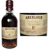 Aberlour 19 Year Old Single Cask Highland Single Malt Scotch 750ml