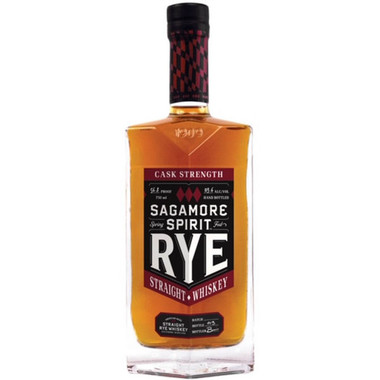 Sagamore Spirit Cask Strength Straight Rye Whiskey 750ml