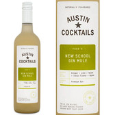 Austin Cocktails New School Gin Mule Cocktail 750ml