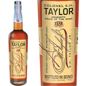 Colonel E.H. Taylor Jr. Amaranth Grain Of The Gods Straight Kentucky Bourbon Whiskey 750ml