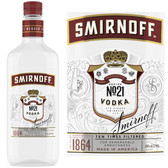 Smirnoff No. 21 Vodka 1L