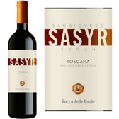 Rocca Delle Macie Sasyr Sangiovese-Syrah IGT