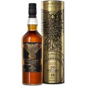 Mortlach 15 Year Old Game Of Thrones Six Kingdoms Speyside Single Malt Scotch 750ml