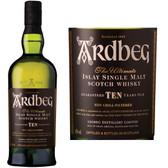 Ardbeg 10 Year Old Islay Single Malt Scotch 750ml