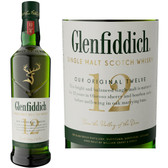 Glenfiddich Our Original 12 Year Old Speyside Single Malt Scotch 750ml