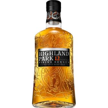 Highland Park 12 Year Old Orkney Island Single Malt Scotch 750ml