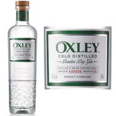 Oxley Classic English Dry Gin 750ml
