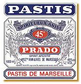 Prado Pastis de Marseille Liqueur 1L