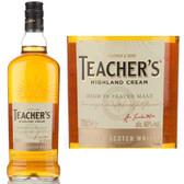 Teachers Highland Cream Scotch Whisky 750ml