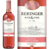 Beringer Main & Vine California White Zinfandel