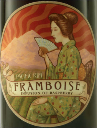 Pacific Rim Framboise 375ML
