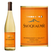 Snoqualmie Columbia Valley Winemaker's Select Riesling