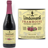 Lindemans Framboise Lambic (Belgium) 750ml