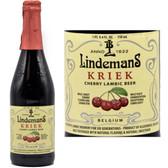 Lindemans Kriek Lambic (Belgium) 750ml