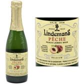 Lindemans Peche Lambic (Belgium) 12oz