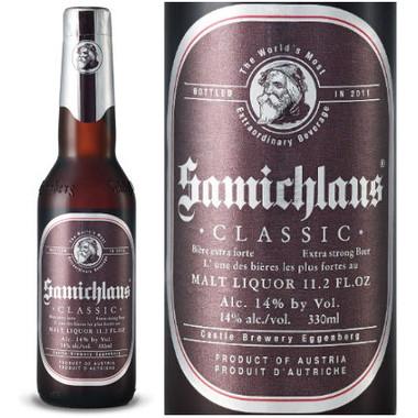 Samichlaus Classic Malt Liquor (Austria) 11.2oz