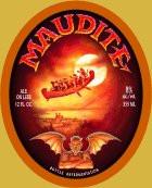 Unibroue Maudite (Canada) 750ML