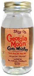 Shine On Georgia Moon Corn Whiskey Moonshine 750ml
