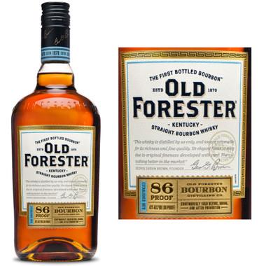 Old Forester Kentucky Bourbon 750ml