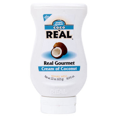 Coco Real Cream of Coconut 22oz