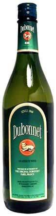 Dubonnet White Apertif Wine 750ml
