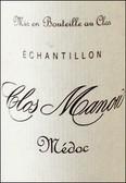 Clos Manou Medoc 2006 Rated 90WA