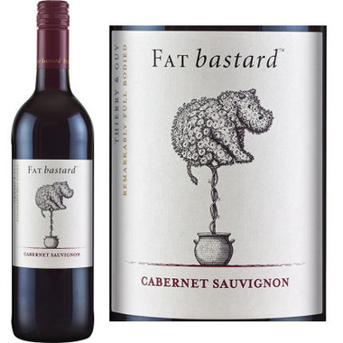 Fat Bastard by Thierry & Guy Cabernet