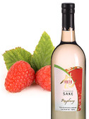 Hana Raspberry Flavored Sake (Kosher)