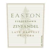 Easton Fiddletown Vineyard Late Harvest Zinfandel