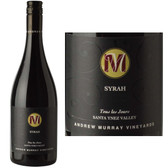 Andrew Murray Tous les Jours Santa Ynez Syrah 2015 Rated 91WE EDITORS CHOICE