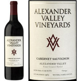 Alexander Valley Vineyards Wetzel Family Estate Alexander Cabernet 2016