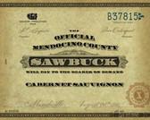 Sawbuck California Cabernet 2015