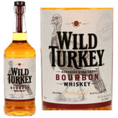 Wild Turkey Kentucky Straight Bourbon 750ml