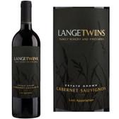 LangeTwins Estate Lodi Cabernet